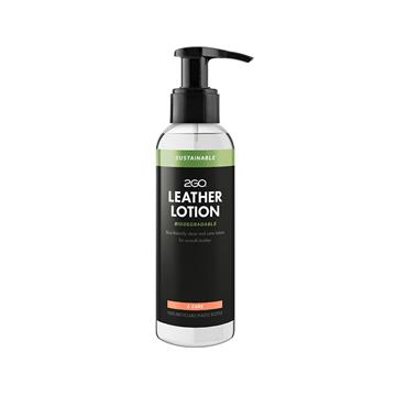 2GO SUSTAINABLE LEATHER LOTION - BÆREDYGTIG SKOPLEJE TIL GLAT SKIND