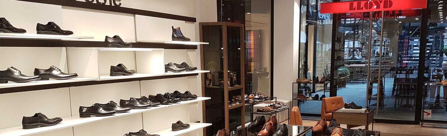sko butikker