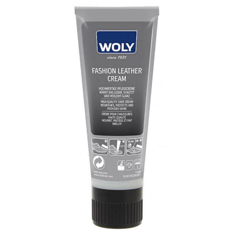 WOLY FASHION LEATHER CREAM - NEUTRAL